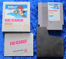 Kid Icarus, OVP Anleitung, Nintendo NES Spiel