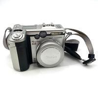 Canon PowerShot G6 7.1MP Digital Camera - Silver -  Untested