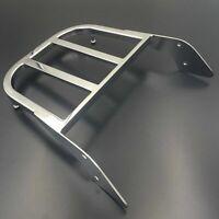 Chrome Aluminum Luggage Rack For Honda Shadow VLX 600 VT600C VT600CD Deluxe