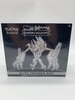 Pokemon TCG Sun & Moon Burning Shadows Elite Trainer Box ETB New Sealed