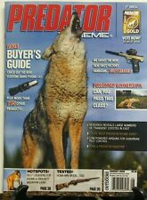 Predator Xtreme August 2016 Buyer's Guide Hotspots Products FREE SHIPPING sb