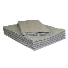 10 Umzugsdecken 130 x 200 cm Packdecken Lagerdecken Möbeldecken für Umzug Midori