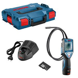Bosch Akku-Inspektionskamera GIC 120 C 1x 1,5 Ah Akku + Lader + L-BOXX Gr. 1