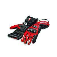 Spidi Herren Lederhandschuhe Ducati Corse C3 98104216