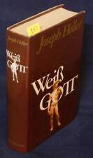 Amerikanische Belletristik-Bücher aus dem 20. Jh. Signierte