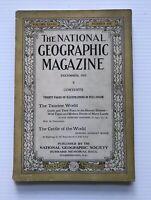 National Geographic Magazine - December 1925 - The Taurine World