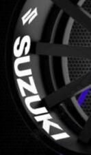 For Suzuki  Decals Stickers gsx r 1000 k 750 600 RR vinyl wheel x4 motorcycle