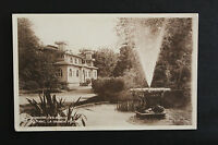 Postcard antique CPA MONDORF-LES-BAINS - At The Park, The Big Swimming pool