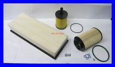 G912800 Service Kit Fuel Oil Air Filter VW JETTA 2.0 TDI DIESEL 10/05-10/10