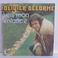 OLIVIER DELORME Vers mo enfance GT 46515