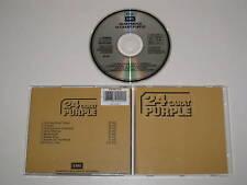 Deep Purple / 24 Carat Purple (Emi 52020 2)CD Album