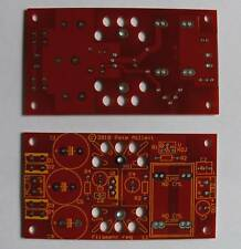 DIY PCB -2x Regulated DC power supply / filament supply