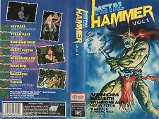 Metal Hammer Vol.1 (1985) VHS Polygram Video  Ed. originale inglese  UNICA eBay