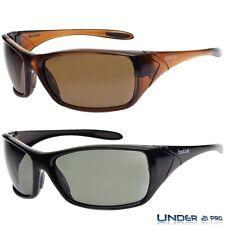 Lunettes de protection BOLLE SAFETY Voodoo brun/noir/polarisé soleil conduite