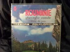 Recontre avec la Roumanie-Gheorghe Zamfir-Flute de pan-Vault folkloriques