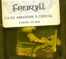 FENRYLL 1  BLISTER CA01 AMAZONE A CHEVAL