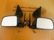 TOYOTA HILUX MIGHTY -X 4RUNNER SURF 1988-1997 DOOR MIRROR PAIR SET (si368)