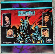 Streets of Fire - Walter Hill / Michael Pare, Rick Moranis - Letterbox Laserdisc