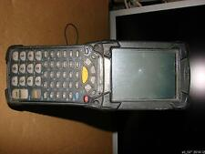 Used Motorola Symbol Rugged MC9090 G  Laser Barcode Collector  W/O Accessories