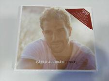 PABLO ALBORAN TERRAL CD + DVD EDICION ESPECIAL DELUXE DESPLEGABLE NEW NUEVO