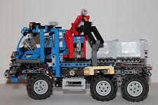 """Lego® Technic, Technik, Off Road Truck 8273 mit Bauanleitung 100% komplett """"TOP"""""""