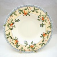 """Johnson Brothers GOLDEN PEARS Soup Bowl 8 7/8"""" x 1 1/2"""""""