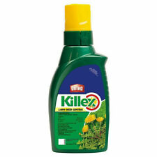 1L Ortho Killex Lawn Weed Killer Concentrate - Fresh 2021 Inventory