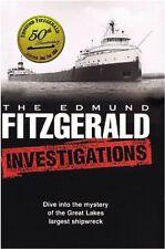 NEW The Edmund Fitzgerald Investigations (DVD)