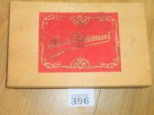 VINTAGE WOODEN CIGAR BOX  HENRI WINTERMANS