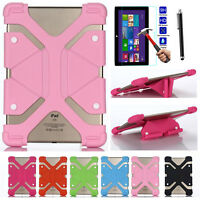 Universal Adjustable Soft Silicone Shockproof Case Cover For Microsoft Surface