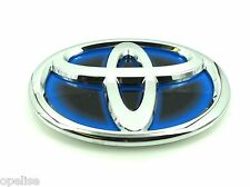 Genuine New TOYOTA BOOT BADGE Trunk Blue Emblem For Auris Hybrid E18 2012-2015