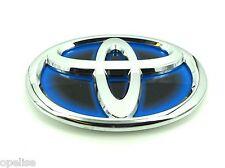 Genuine New TOYOTA BOOT BADGE Trunk Blue Emblem For Auris Hybrid E18 2012-2015