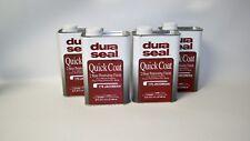 *NEW* Dura Seal K5012000B Quick Coat Wood Floor Finish 175 Jacobean 32oz (Qty 4)
