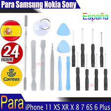 Kit de herramientas de reparación Destornillador para iPhone / Samsung Conjunto