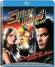 Starship Troopers 3 Marauder 0043396256514 Blu-ray Region a