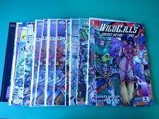 Lot of 14 WildCATS Covert Action Teams (1-6) - Trilogy - Compendium Image Comics