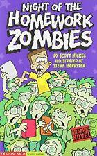 Night of the Homework Zombies: School Zombies (Gra