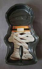 New listing Wilton Halloween Mummy Nonstick Cake Pan size 14 x 8 (2105-0081) Nwt