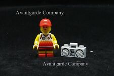 LEGO 60153 LITTLE BOY LOOSE MINIFIGURE WITH BOOMBOX NEW 100% REAL LEGO