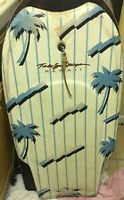 Rare Turbo Surf Designs Hawaii Boogie Board Turbo Xtc Vintage Bodyboard