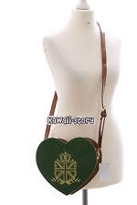 LB-36 grün green Herz Heart Gothic Lolita süß Bag Japan Harajuku Umhänge-Tasche
