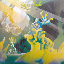 Greenslade - Greenslade    Reissue, Limited Edition, Gatefold