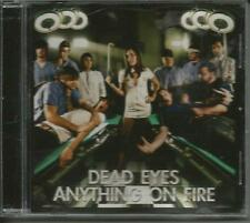 Dead Eyes / Anything on Fire - Split EP CD