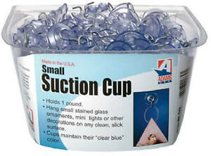 7500-77-3848 Suction Cup With Metal Hook, Small - Quantity 150