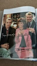More details for only fools & horses actor john challis roger lloyd pack sue holderness signed