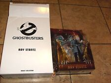 GHOSTBUSTERS MATTY RAY W/LAB COAT & GHOST MOVIE FIGURE W/ BOX NEW MOC MATTEL
