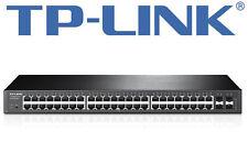 TP-LINK JetStream T1600G-52TS - Gigabit - Smart - Switch - 4 x Kombi-Gigabit-SFP
