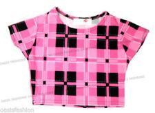 Ropa de niña de 2 a 16 años sin marca color principal rosa de poliéster
