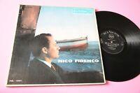 NICO FIDENCO LP ORIG 1961 RARISSIMA EDIZIONE CON COPERTINA APRIBILE ED INSERTO !