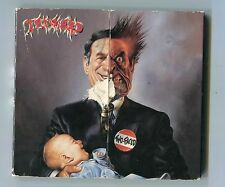 Tankard CD TWO-FACED © 1993 Digipack front cover split Limited Edition N 0233-2